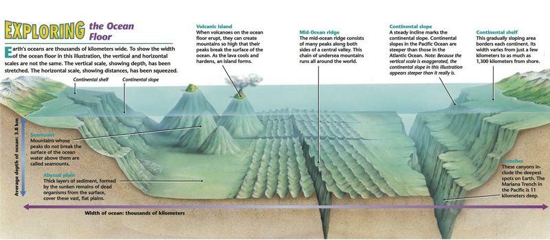Ocean-floor