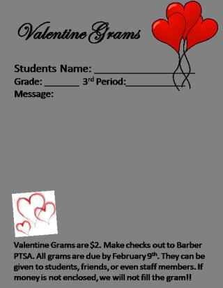 Valentine Gram